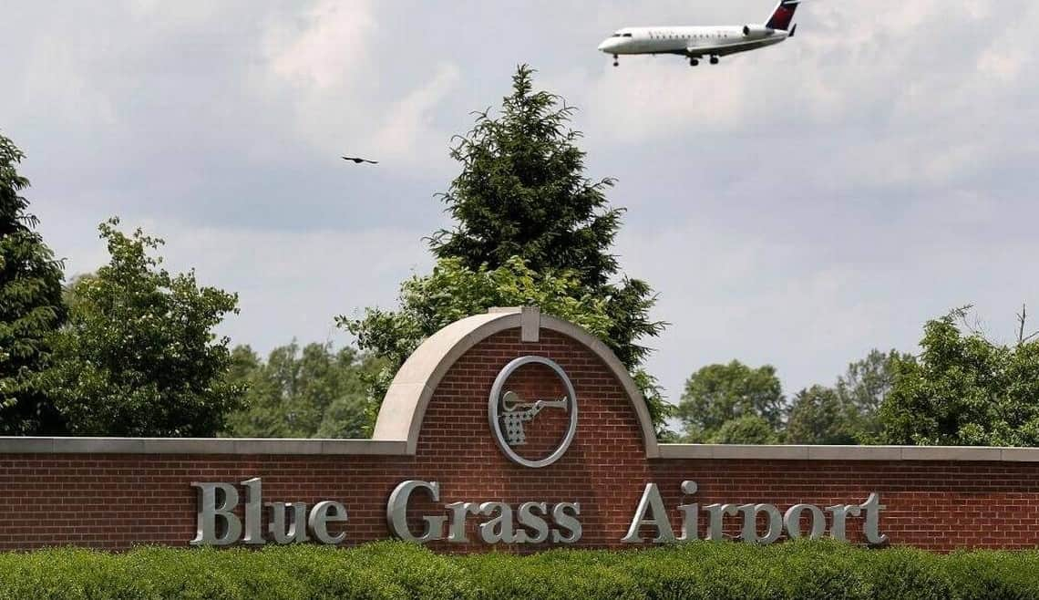 Blue Grass Airport Sets New Passenger Record in 2019