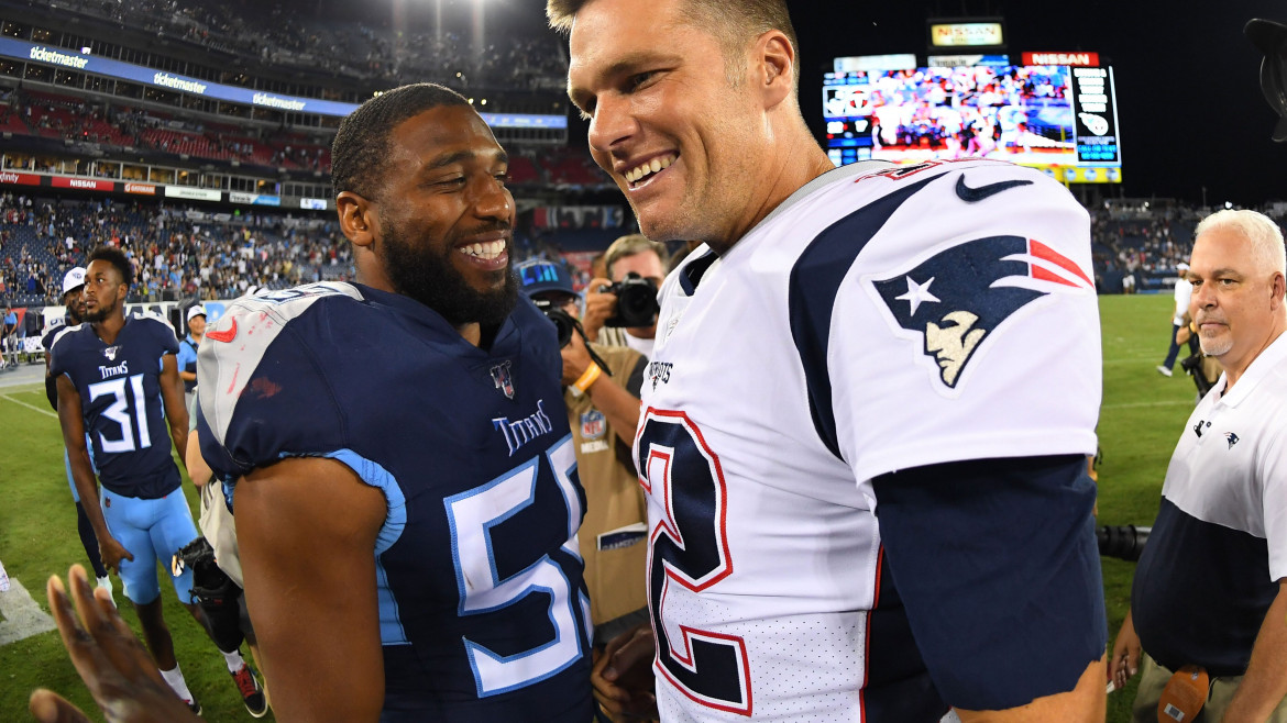 Six Things to Watch in Titans vs. Patriots on Saturday Night