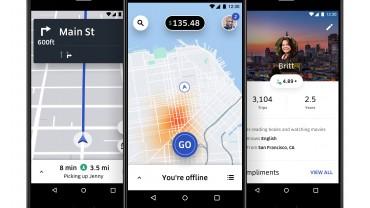 Uber is Retooling its App for California Drivers. Lyft Isn't