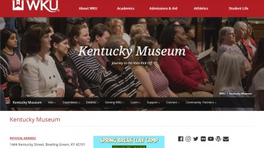 Kentucky Museum Selected to Participate in National Museum Assessment Program