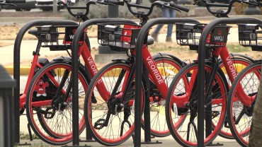VeoRide Ending Their Bike-Share Services at WKU