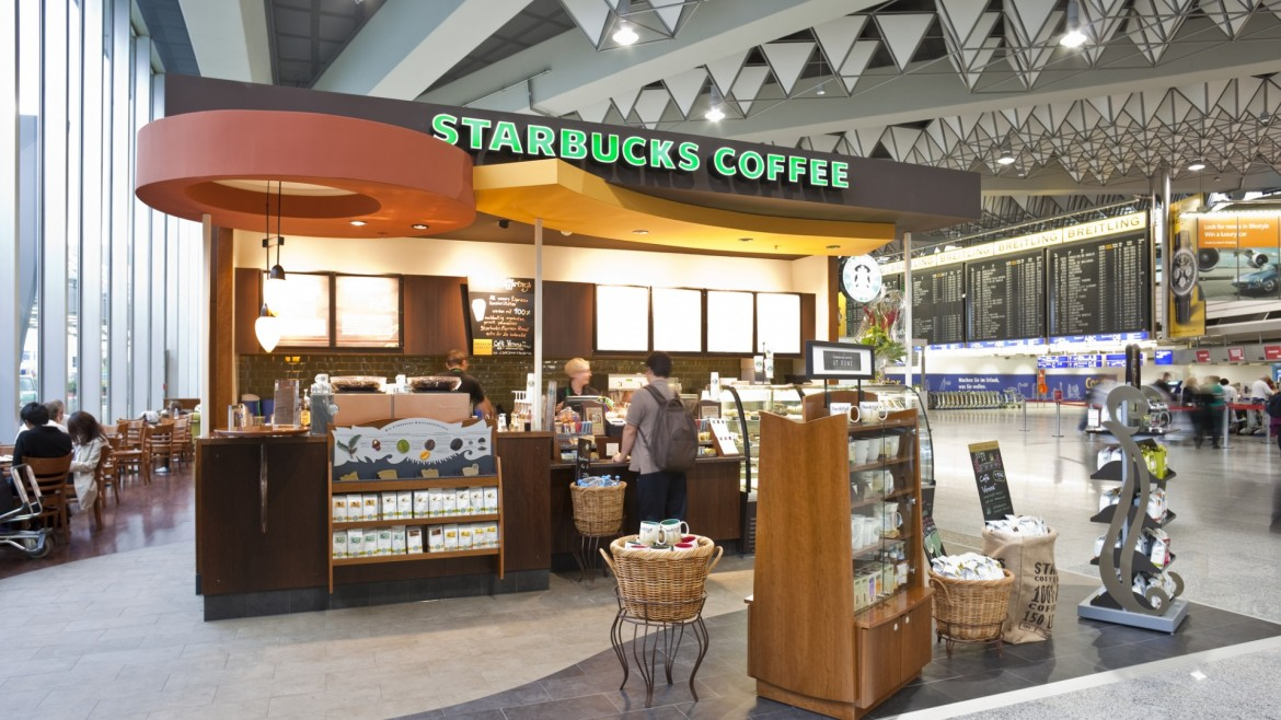 Pre-security Starbucks Closing at Nashville International Airport